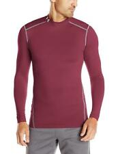 Under Armour Mens ColdGear Armour Compression Long Sleeve Mock Shirt 1265648-609