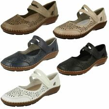 Ladies Rieker Antistress Shoes 44875