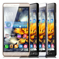 "5.0"" 3G GSM Android6.0 Quad Core Unlocked Smartphone Straight Talk T-Mobile WIFI"