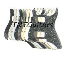 Strat HH FLOYD ROSE Pickguard SoCal Charvel Style, FR Custom SO-CAL COLOR CHOICE