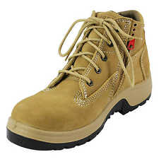 New ROSSI 775 PEAK Lace-Up Safety STEEL TOE Boots (AUS/US/EU)