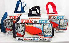 Arctic Zone Fire and Ice Seat/ Cushion Microcore Reusable Pack Black Blue or Red