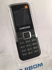 Samsung GT E1120 - Black silver (Unlocked) Mobile Phone