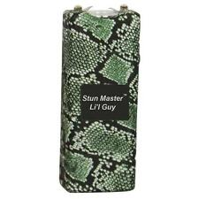 Stun Master Lil Guy 12,000,000 volts Stun Gun W/flashlight and Nylon Hols