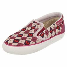 Girls Converse Slip On Shoes, Inft Skid Grip Ev
