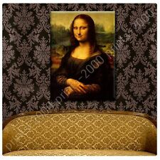 POSTER or STICKER +GIFT Decals Vinyl Mona Lisa Leonardo Da Vinci Wall Decor