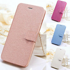 Luxury Flip Leather Skin Wallet Magnetic Case Cover Stand for Apple iPhone7 Plus