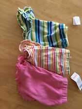 NWT Gymboree Summer Toddler Knit Shorts Sz 2T 3T 4T