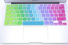 "New Silicone Keyboard Cover Skin for Apple Macbook Mac Air 13"" USA version"