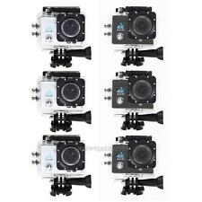 2'' 1080P Ultra Pro Adventure Camera HD 4k Wi-Fi Sports Action Waterproof Camera