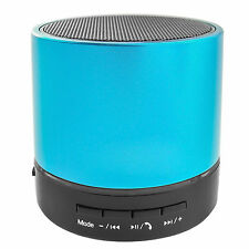 Wireless Bluetooth Speaker with Micro SD Card / USB Thumb Drive Slot&Microphone