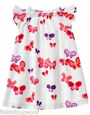 NWT Gymboree Sunshine Glow Butterfly dress 6 12 18 24 M Baby girls Toddler