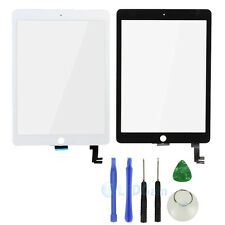 NEW Glass Touch Screen Digitizer Replacement for iPad Air 2 2nd Gen + Tools