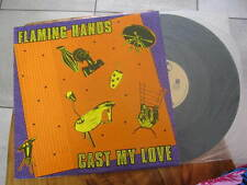FLAMING HANDS CAST MY LOVE VINYL RECORD 12""