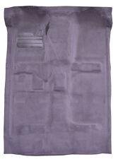 2004-2012 Chevrolet Colorado Ext Cab 2 & 4WD Cutpile Factory Fit Carpet