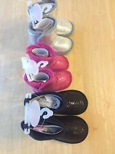 NWT Girls Toddler Sequin Sparkle Boots SZ 5 Pink Rising Star
