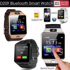 DZ09 Bluetooth Smart Watch GSM Call For iPhone Samsung Xiaomi Support Facebook