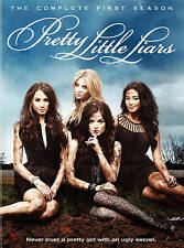 New Pretty Little Liars: The Complete First Season (DVD, 2011, 5-Disc Set)