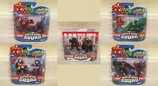 Hasbro Marvel Super Hero Squad SETS ToysRUs Exclusives New