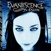 EVANESCENCE – Fallen – 2003 - CD – 60150-13063-2 – UPC 6 01501 30632-2  7