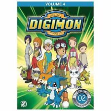 Digimon: Digital Monsters - The Official Second Seas DVD **SHIPS NEXT DAY***