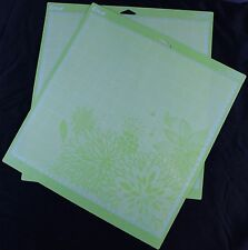 Provo Craft Cricut Mats 12x12 & 12x24; Cutting Blades; Deep Cut Housing & Blades