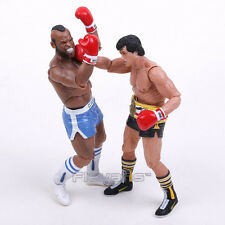 NECA Rocky III ROCKY BALBOA LANG Boxer PVC Action Movie Figure Doll Collectible