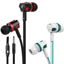 3.5mm In-Ear Earphone Bass Stereo Headphone Headset Earbuds with Mic for Phone