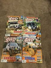 4WD Action Magazines X 8