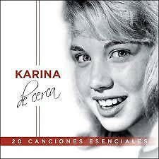 "CD KARINA ""KARINA DE CERCA JEWEL"". New and sealed"