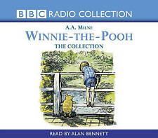 WINNIE THE POOH COLLECTION - A A MILNE 3 CD'S BBC AUDIO BOOK - NEW/SEALED