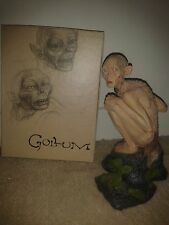 LORD OF THE RINGS, Gollum - Collectable Statue, DVD and Book