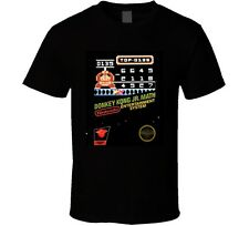 Donkey Kong Jr. Math NES Video Game T Shirt