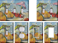 Bumble Bees and Fruit - Light Switch Covers Home Decor Outlet
