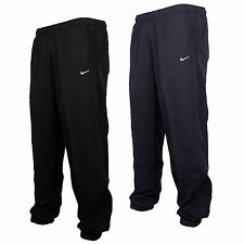New Nike Mens Tracksuit Bottom Pant Woven Gym Running Jogging Pant Black Navy
