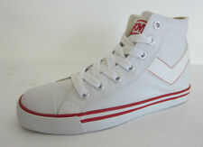 Pony 8102222170H Shooter Snow White/Red Ladies Hi top Trainers EU35.5 - 39 (GO)