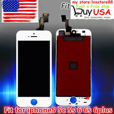 Black LCD Display+Touch Screen Digitizer Assembly Replacement for iPhone 6 L8