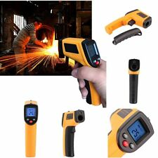 New Handheld Non-Contact IR Laser Infrared Digital Temperature Gun Thermometer V