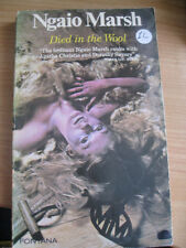 Ngaio Marsh: Died in the Wool: 1945