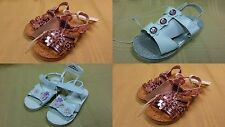 CUTE ELLEMENNO BABY TODDLER SHOES PINK/WHITE GLITTER MANY SIZE 6-10 VELCRO STRAP