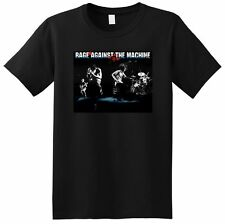 RAGE AGAINST THE MACHINE T SHIRT small medium large or XL adult sizes