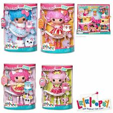 Lalaloopsy Super Silly Party Dolls, Mini Party Cake: Mittens Crumbs Peanut Jewel