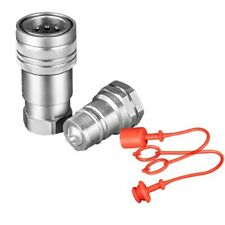 FLOWFIT HYDRAULIC ISO A QUICK RELEASE COUPLINGS 1/2