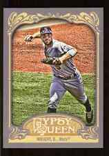 2012 Topps Gypsy Queen #82 David Wright Card