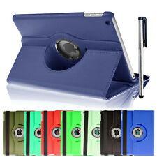 360 Degree Smart Rotating Stand Case Cover For Apple iPad Air - 1st Generation