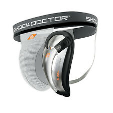 New Shock Doctor Adult Core Supporter with Bioflex Cup