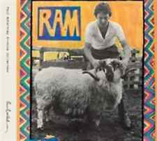 Paul & Linda McCartney-Ram  CD NEW