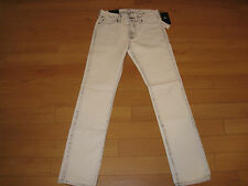 NWT Men's 7 For All Mankind Slimmy Slim Straight Leg Jeans (Retail $218.00)