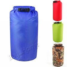 Outdoor Waterproof Lightweight Sleeping Hiking Camping Compression Dry Sack Bag