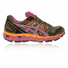 Asics Gel Fuji Sensor 2 Womens Trail Running Road Shoes Trainers Pumps